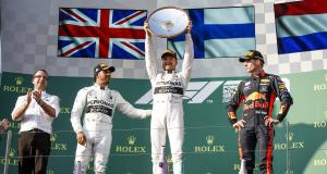 Formule 1 : la course de Mercedes au Grand Prix d'Australie en photos