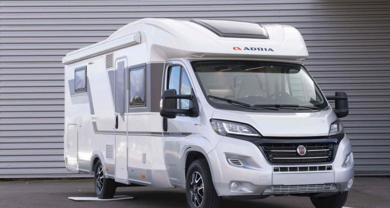 Nouveauté Camping-Car: Adria Compact DL, petit mais grand!