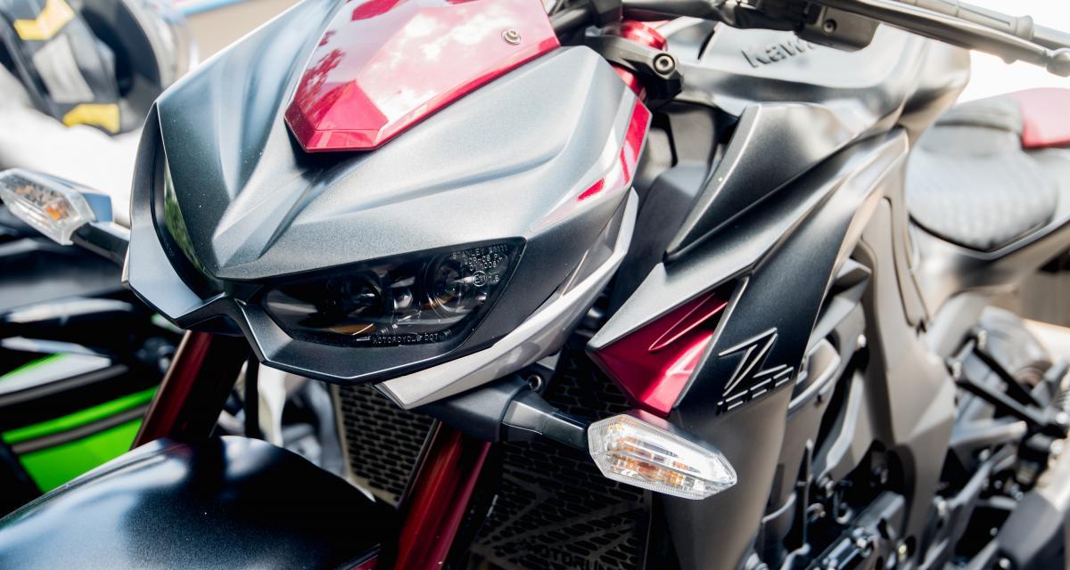 Un motard flashé à 233 km/h sur une nationale limitée à 80 !