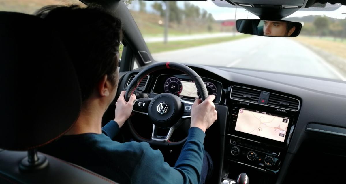 Essai Volkswagen Golf GTI TCR: nos impressions au volant