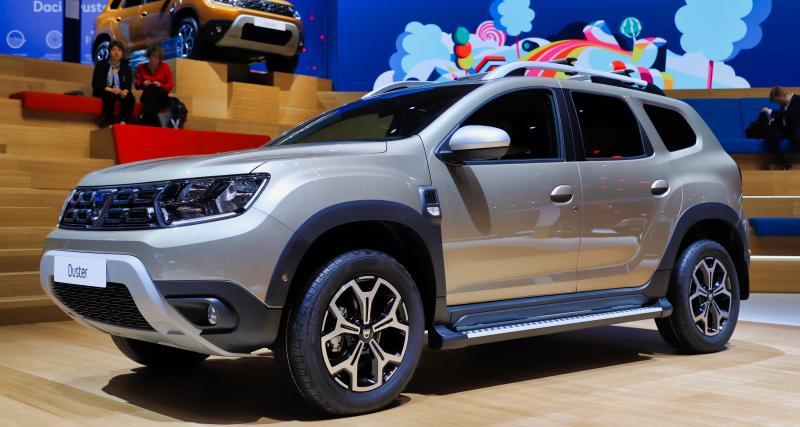 Dacia Duster Ultimate : les prix de la version Techroad