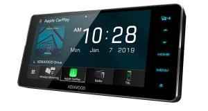 Kenwood commercialise un nouvel autoradio multimédia avec CarPlay pour les Toyota