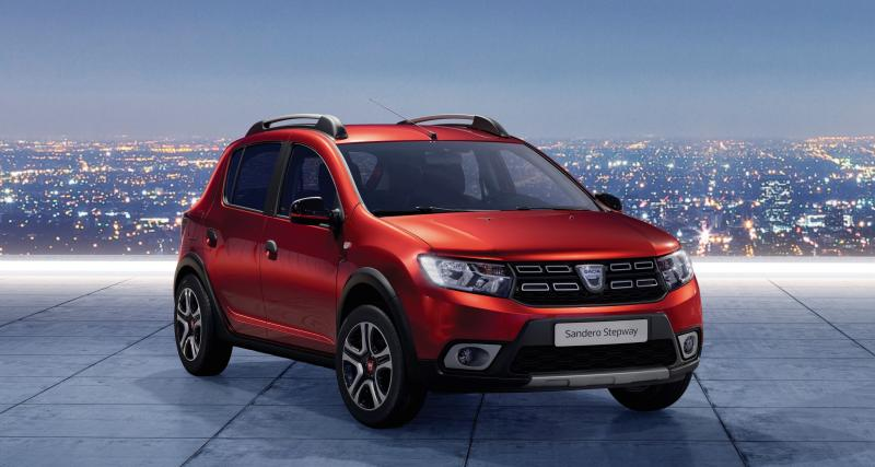 Dacia Sandero Stepway Ultimate : les prix de la version Rouge Fusion