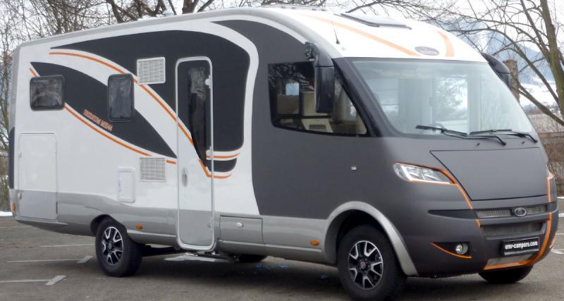 Iridium EV: le premier camping-car 100% électrique vendu dès cet été