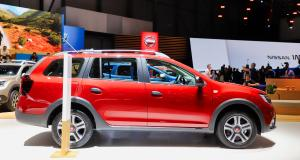 Dacia Logan MCV Rouge Fusion : les prix de la version Ultimate