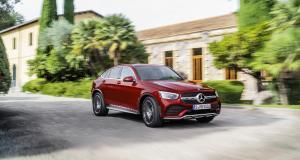 Mercedes GLC : toutes les photos du Coupé 2019