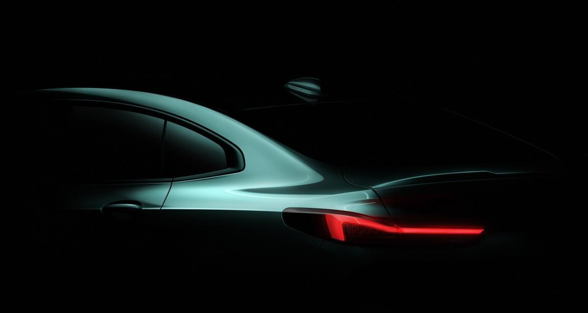 BMW Série 2 Gran Coupé 2020 : première photo