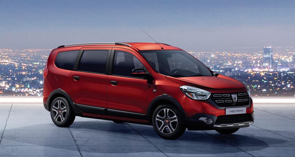 Dacia Loodgy Ultimate : les prix de la série limitée