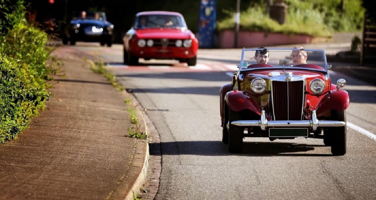 L'Alsace en ancienne de collection jusqu'à La Cité de l'Automobile