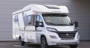 Le camping-car Adria Compact DL en 3 points