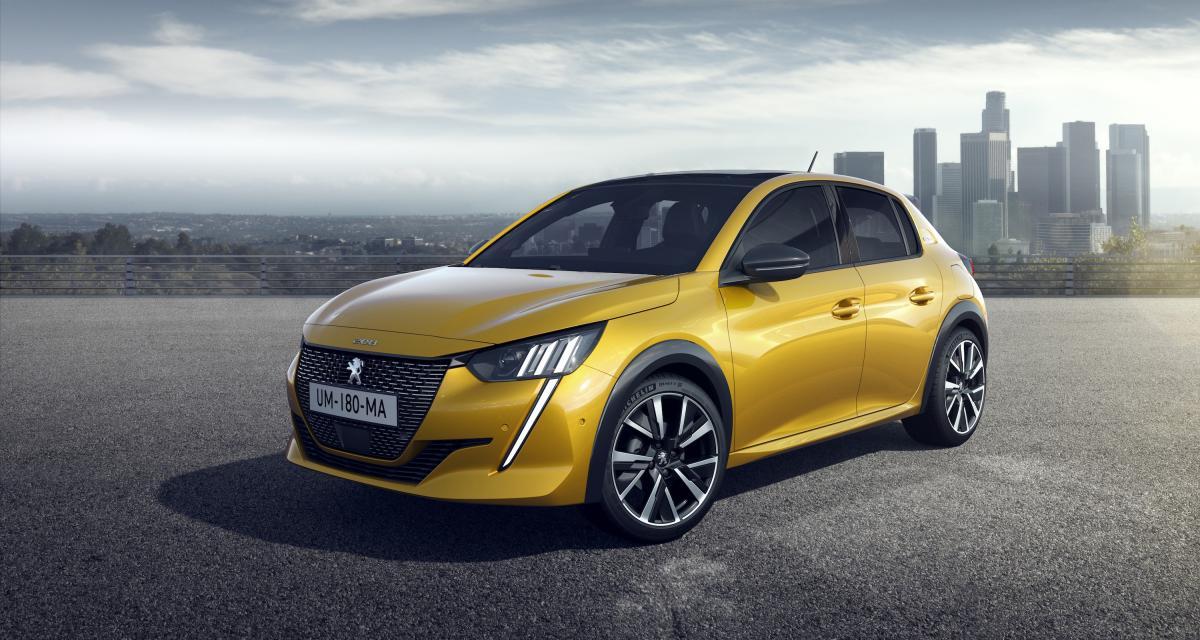 Commander en ligne la Peugeot 208 et 208 électrique: les prix, versions et finition