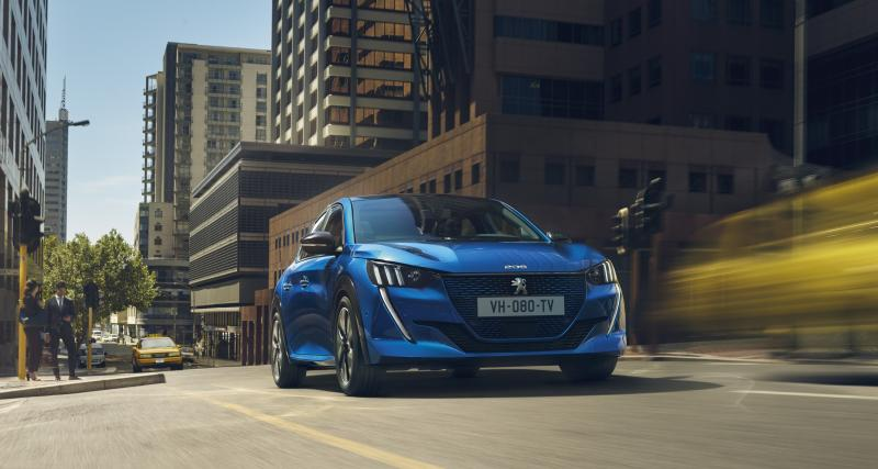 Order Online The Peugeot 208 And 208 Electric Prices Releases