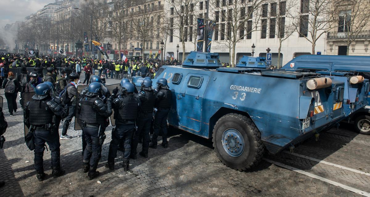 Circulation dans Paris : attention ce samedi avec les gilets jaunes
