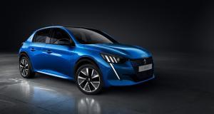 Peugeot e-208 : la citadine électrique à 299 euros par mois