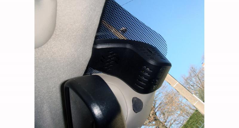 ABC Multimedia Systems dévoile une dash cam performante et compatible Smartphone