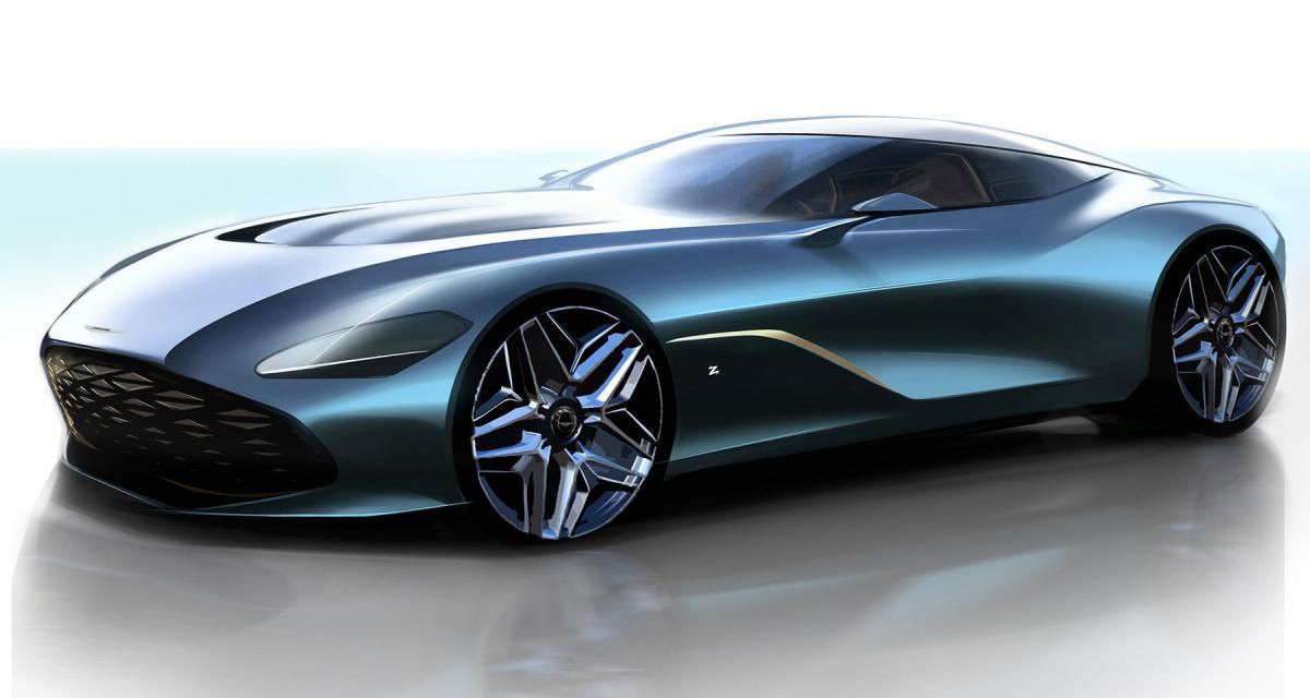 Aston Martin DBS GT Zagato : toutes les photos de l'édition limitée