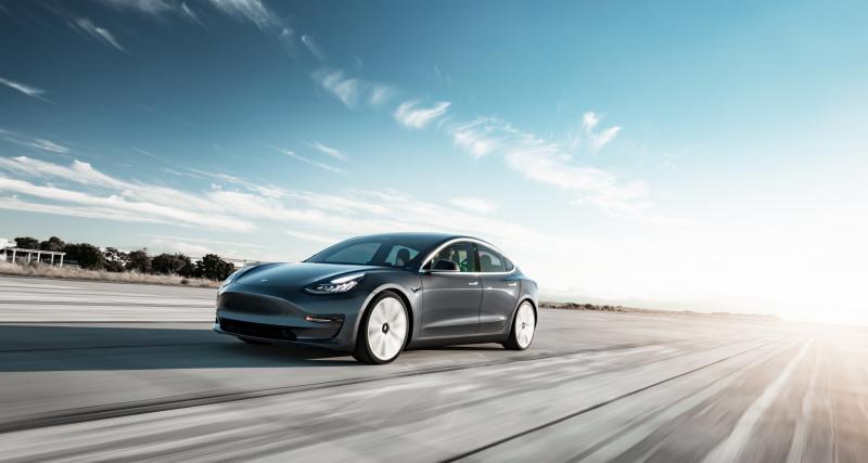 Essai de la Tesla Model 3 Dual Motor: nos impressions au volant de la petite Tesla