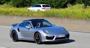 Flashé à 161 km/h au volant de sa Porsche 911 sur une départementale