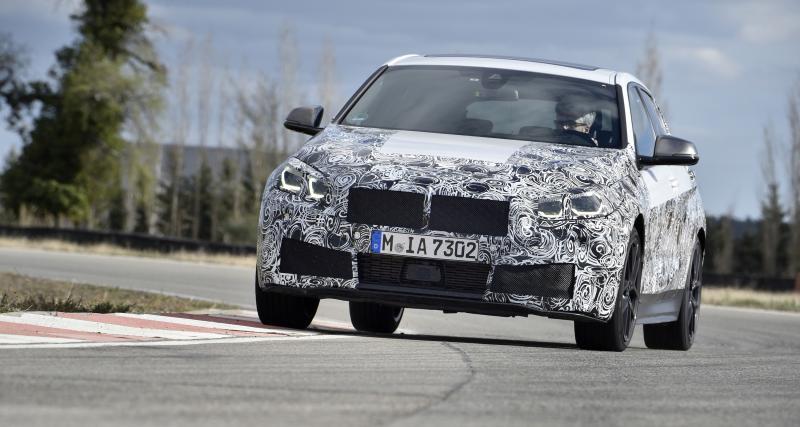 BMW Série 1 : toutes les photos de la pré-série