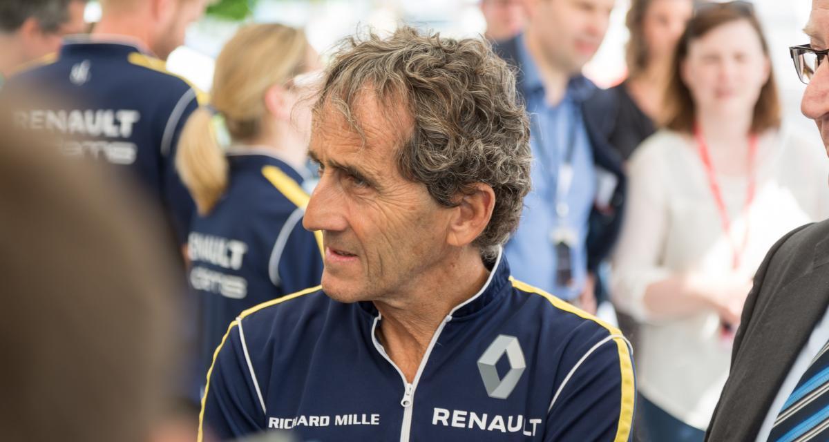 Interview d'Alain Prost (vidéo) : de la Formule 1 à la nouvelle Clio