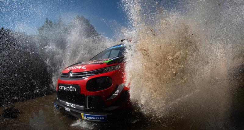 Les bonnes affaires de Neuville et Ogier — Rallye de Corse