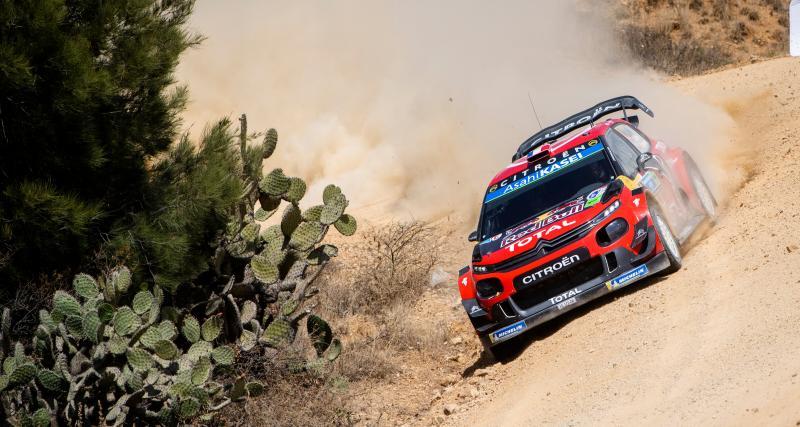 Thierry Neuville gagne le rallye de Corse devant Sébastien Ogier