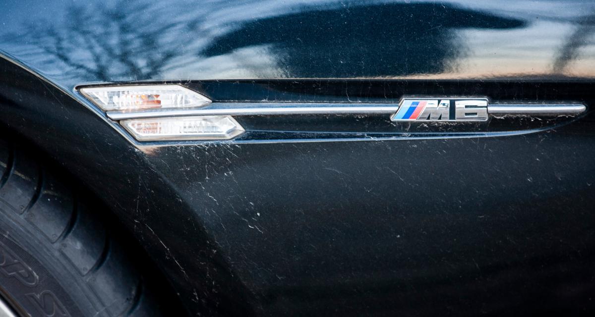 Un homme flashé à 233 km/h au volant d'une BMW M6