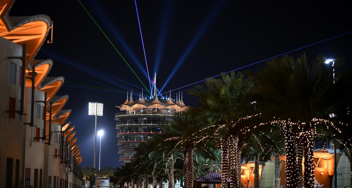 Grand Prix de Bahrein de F1 en streaming : où le voir ?