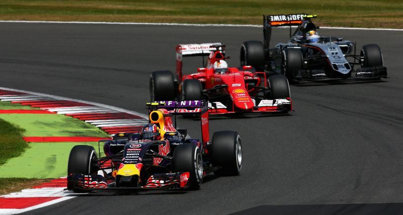 Le Grand Prix de Bahreïn à la télévision