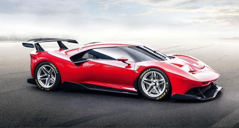 Ferrari Prototipo P80C: l'hypercar italienne en 3 points