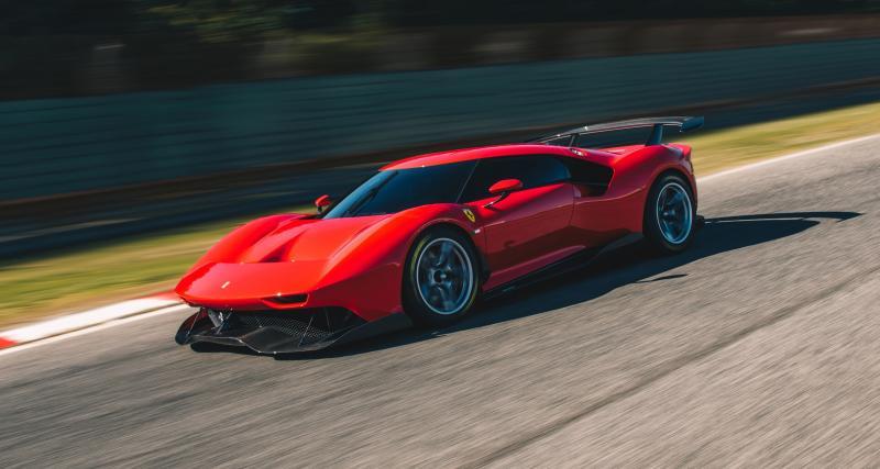 Quelle Ferrari ?