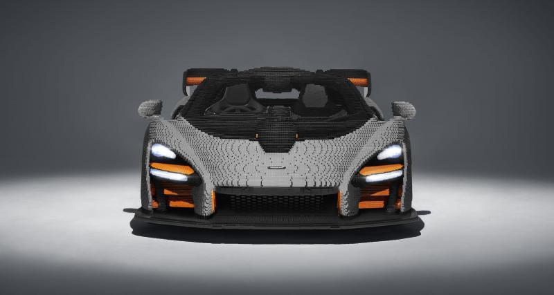 McLaren Lego: ce qu'il faut retenir