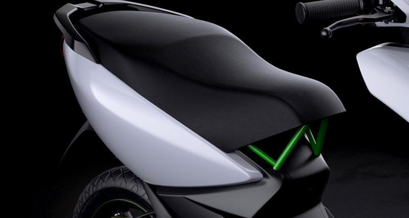120 km d'autonomie et recharge rapide