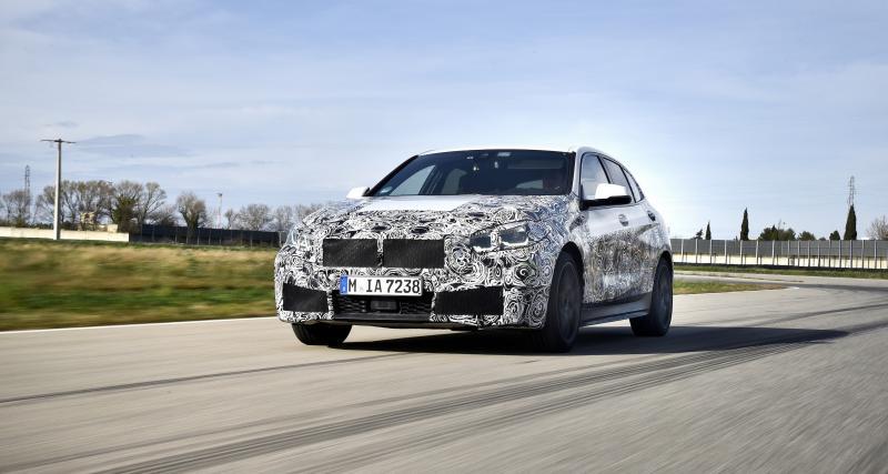 Nouvelle BMW Série 1 en 3 points