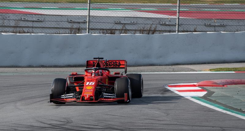 Charles Leclerc / Ferrari : ce n'est que partie remise