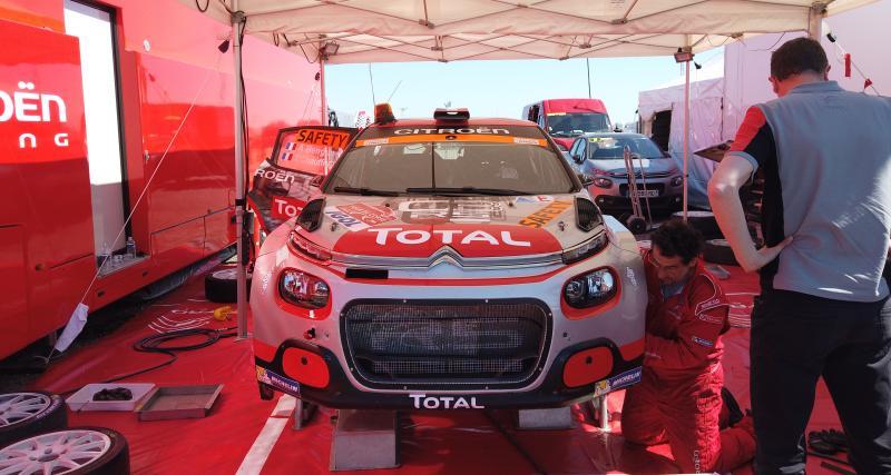 Rallye de Corse WRC : nos photos sur l'Ile de Beauté