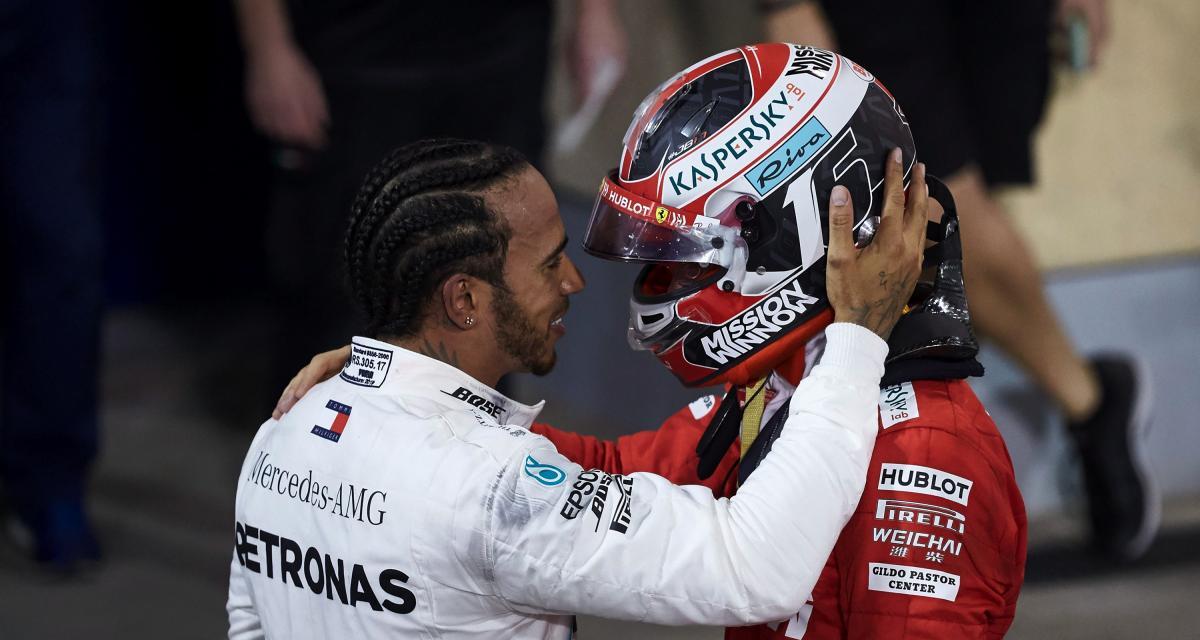Formule 1 : le doublé Mercedes au Grand Prix de Bahreïn en photos