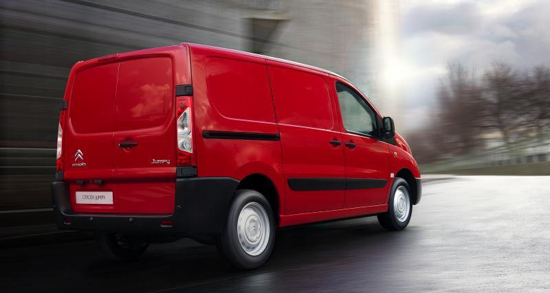 Citroën Jumpy: toutes les photos de la nouvelle gamme déclinée en 5 versions