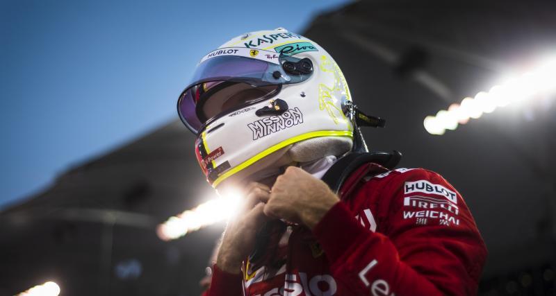 Formule 1 : le week-end de Ferrari au Grand Prix de Bahreïn en photos
