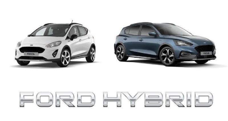 Ford: le moteur EcoBoost devient hybride