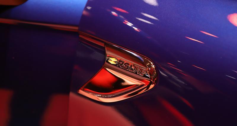 Clio 5 RS Line