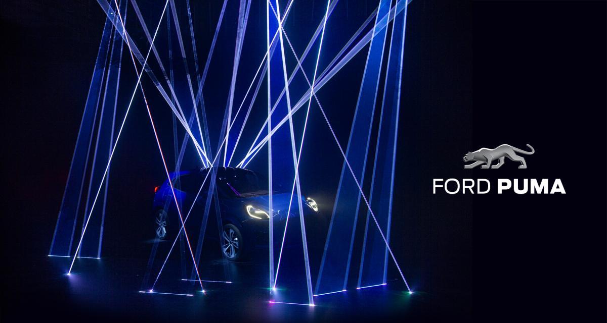 Ford Puma : les premières infos et photo du nouveau crossover hybride