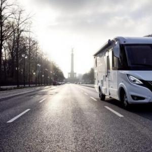 Camping-car Hymer Class B-ML: voyagez en première classe