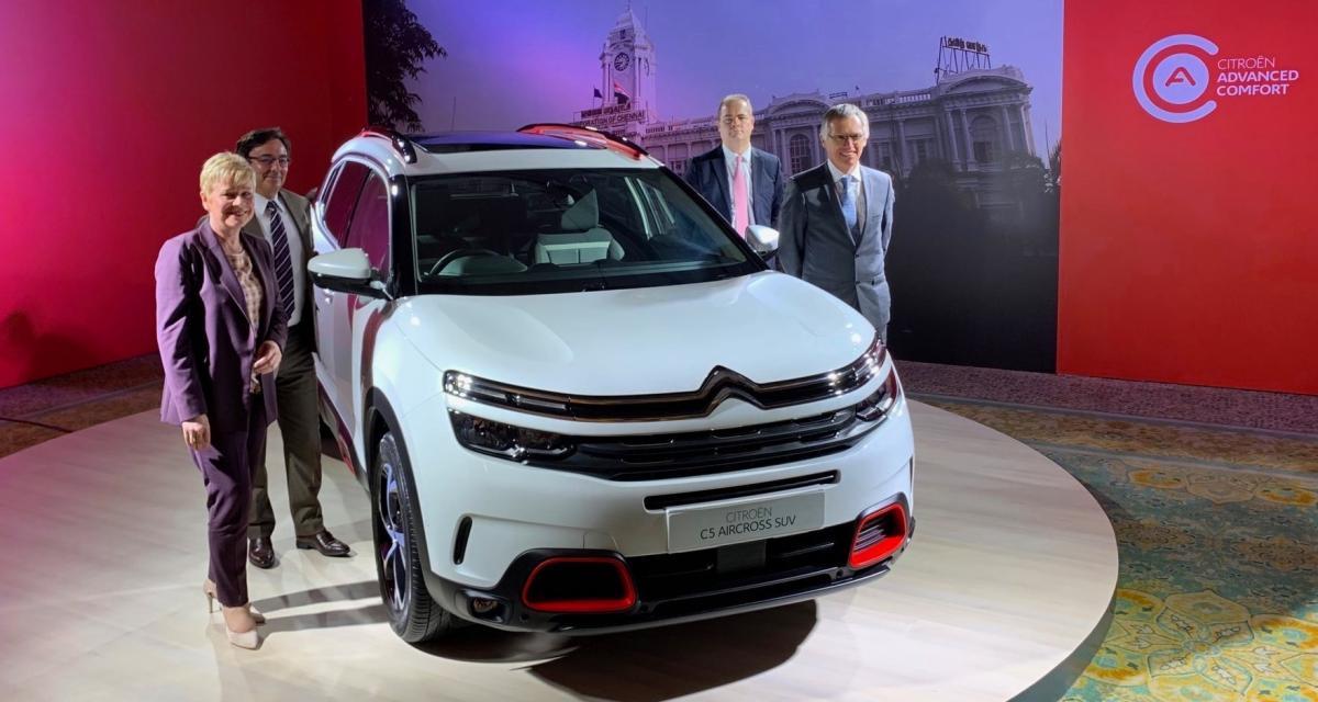 Citroën va débarquer en Inde en mettant le paquet!