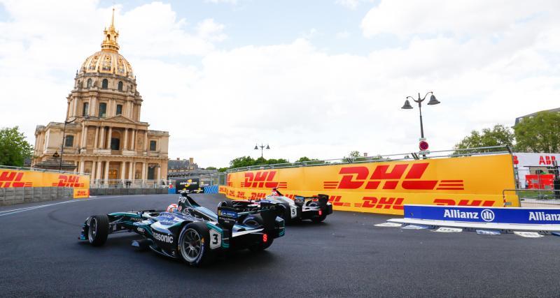 Formule E : le e-Prix de Paris prolongé jusqu'en 2022