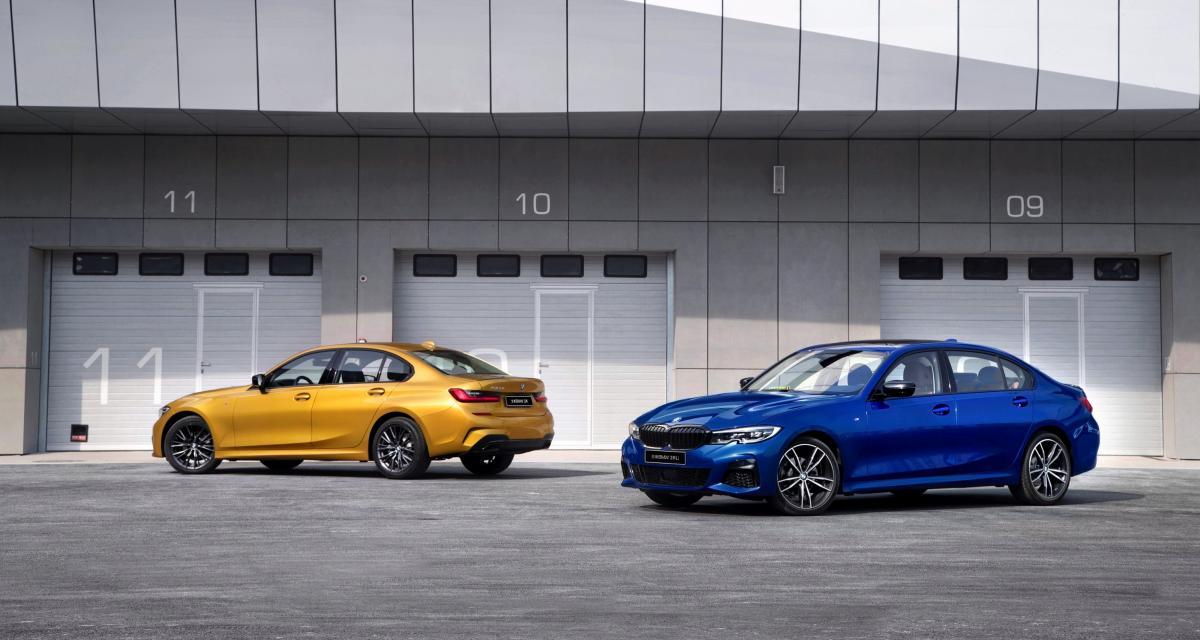 Nouvelle BMW Série 3 Berline: une version longue pour la Chine