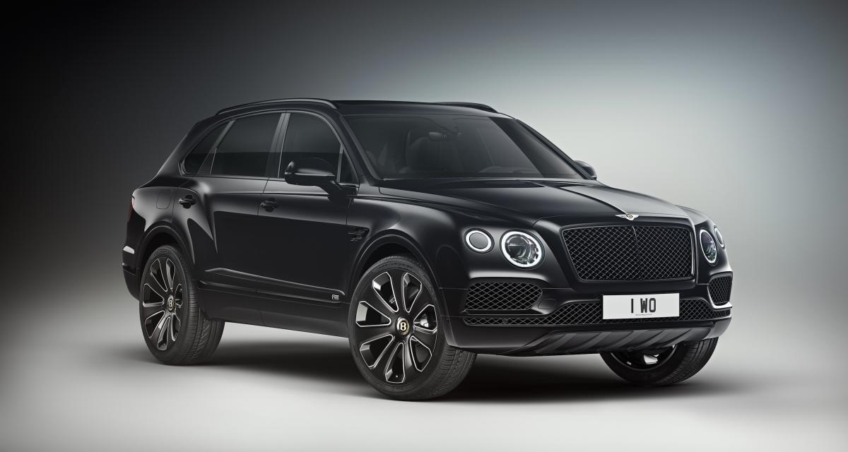 Bentley Bentayga : toutes les photos de la Bentayga V8 Design Series
