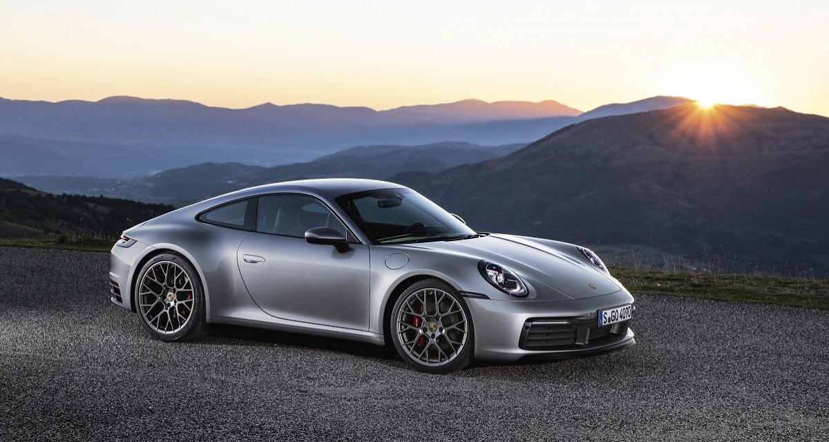 Nouvelle Porsche 911 : le développement du Coupé sur piste mouillée (vidéo)