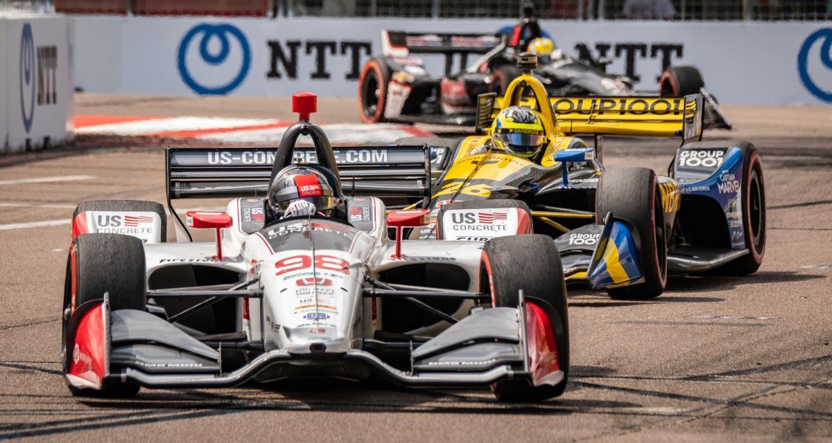 Grand Prix d'Alabama d'IndyCar : sur quelle chaîne et à quelle heure ?