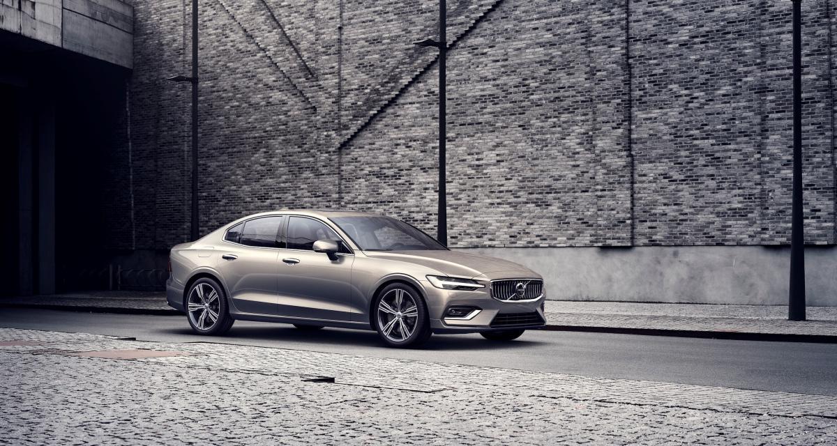 Volvo S60 : les prix de la berline suédoise pour la France